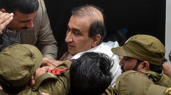 Opposition slams govt in NA for making MSR 'target of its victimisation'