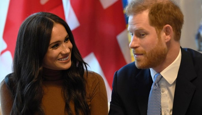 Prince Harry and Meghan to hit the speakers' circuit