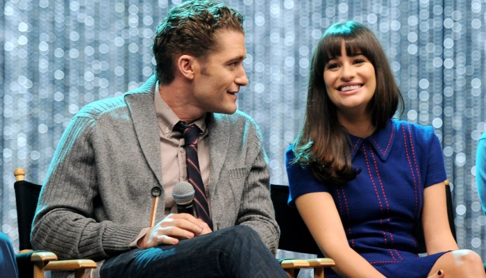 Matthew Morrison reacts to Glee co-star Lea Micheles racially offensive conduct