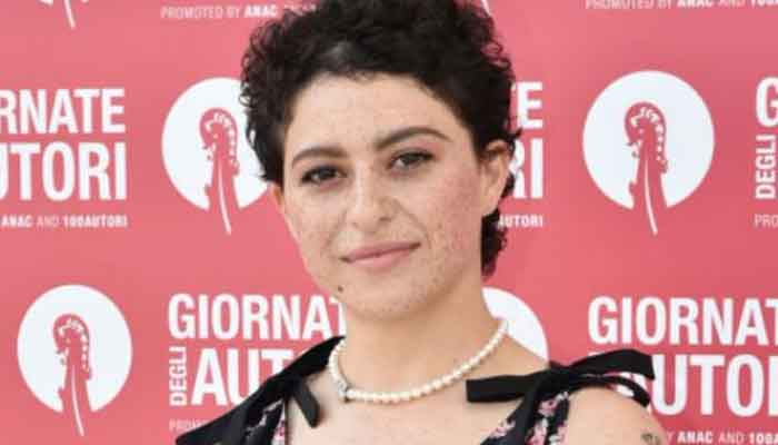 Alia Shawkat Finally Responds to Rumors She's Dating Brad Pitt