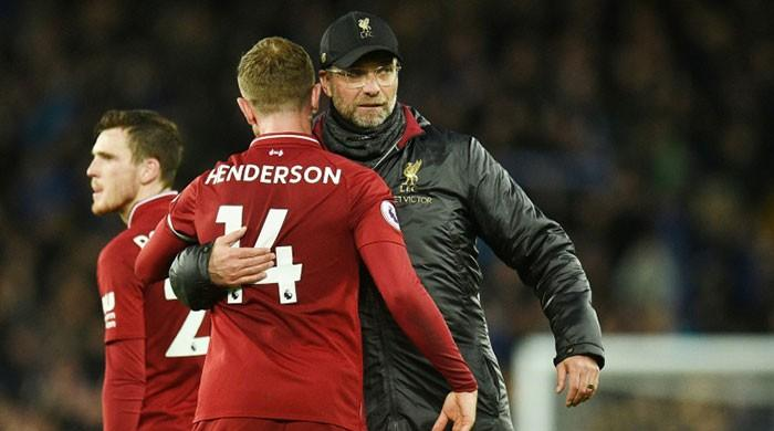 Liverpool captain Henderson says title was not possible without Klopp