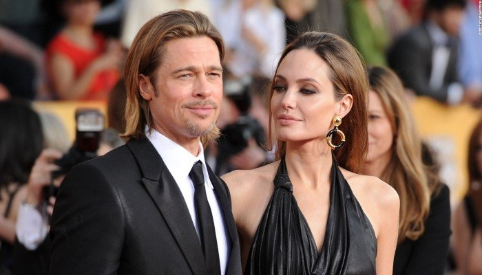 When Angelina Jolie overshadowed Brad Pitt while descending on Cannes red carpet - Geo News
