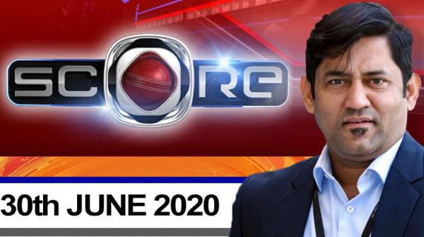 Score | Yahya Hussaini | 30th June 2020