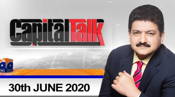 Capital Talk | Hamid Mir | 30th June 2020