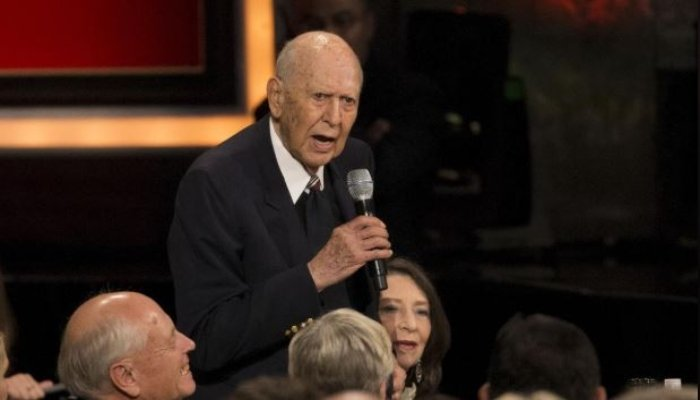 Carl Reiner: His Life and Career in Photos