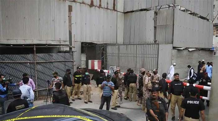 PSX attack: Terrorists received directions from Afghanistan