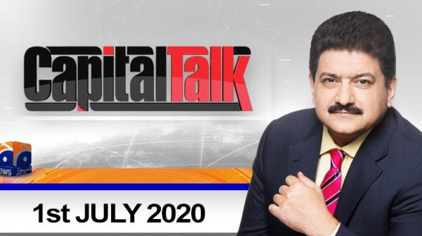 Capital Talk | Hamid Mir | 1st July 2020