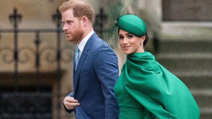 Prince Harry and Meghan Markle officially SHUT DOWN their Sussex Royal charity