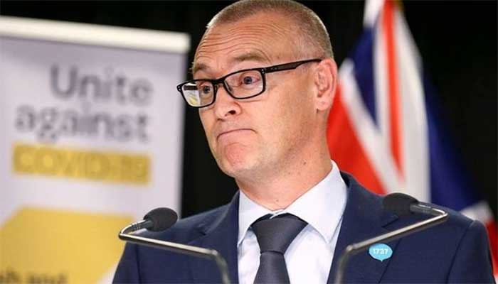 New Zealand's health minister Clark resigns