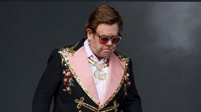 Elton John announces to launch weekly archival concert series