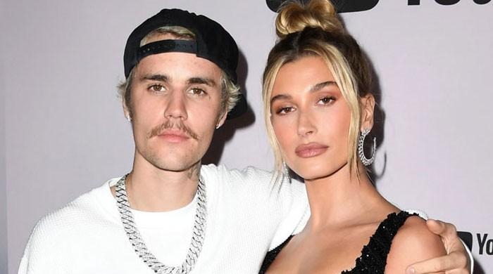 Hailey stands with husband Justin Bieber amid sexual assault accusations