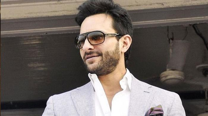 Saif Ali Khan, son of actor Sharmila Tagore, says he has been a victim of nepotism