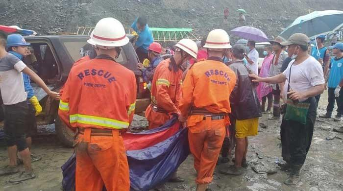 At least 113 killed in Myanmar as jade mine collapses