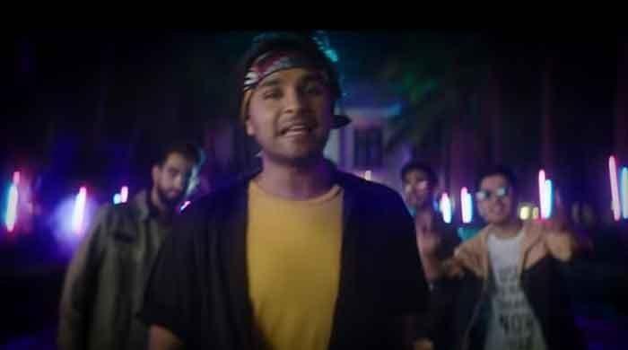 Asim Azhar releases 'Tum Tum' song video