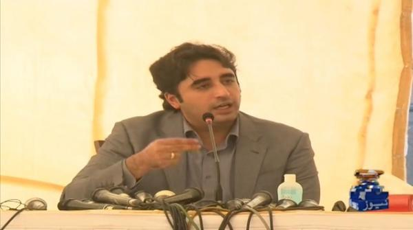 Mir Shakil-ur-Rahman in jail because govt doesn't like his face: Bilawal