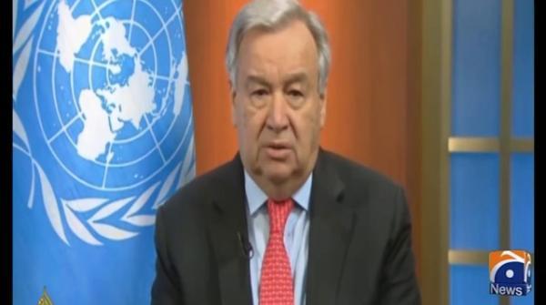UN shaken by recent killing in occupied Kashmir