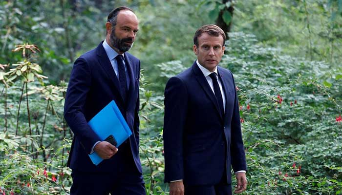 French Prime Minister, Edouard Philippe resigns