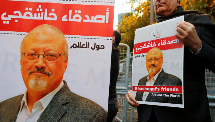 Turkey opens trial of Saudi suspects in Jamal Khashoggi killing