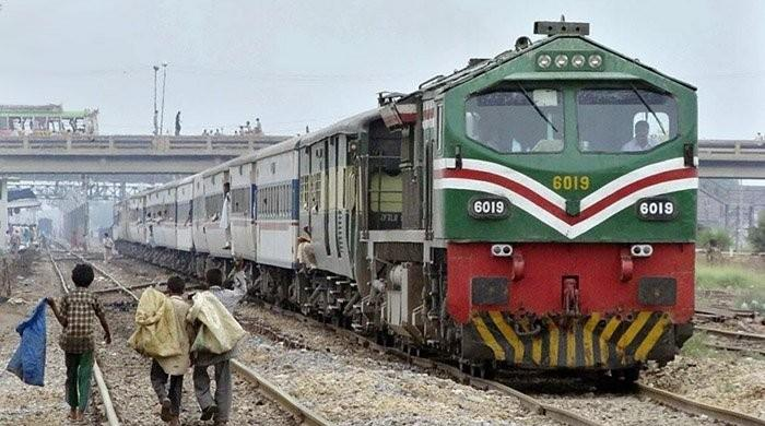 Timeline of major train accidents in Pakistan in the past five years