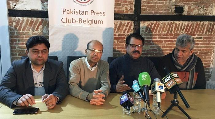 Vawda's derogatory language towards journalists 'unacceptable', says Pakistan press club in Belgium