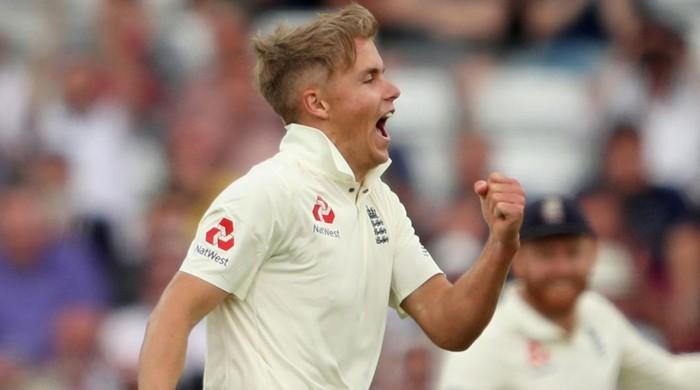 England all-rounder Sam Curran tests negative for coronavirus