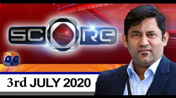 Score | Yahya Hussaini | 3rd July 2020
