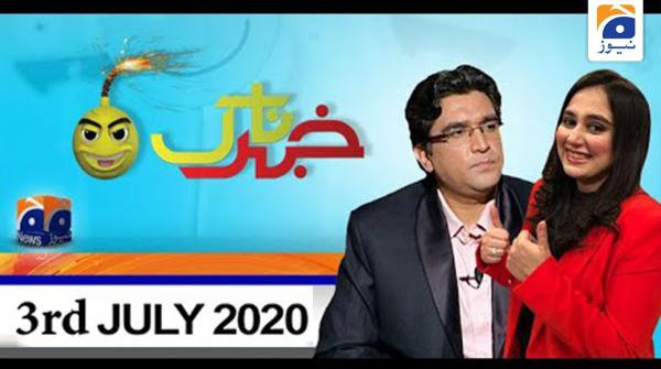 Khabarnaak | 3rd July 2020