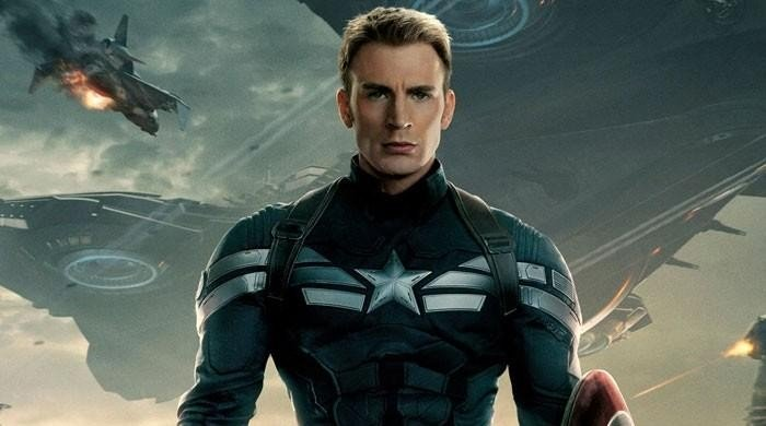 Chris Evans misses Captain America