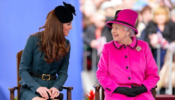 Kate Middleton has more similarities with Queen Elizabeth than Princess Diana: experts - Geo News