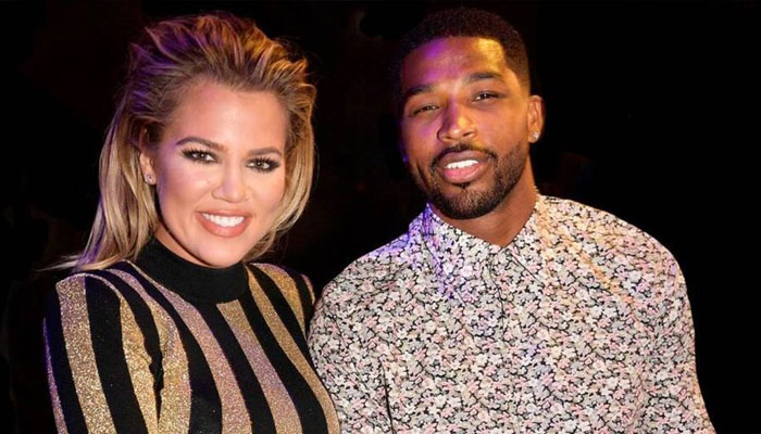 Khloe Kardashian denies engagement rumours with ex Tristan Thompson