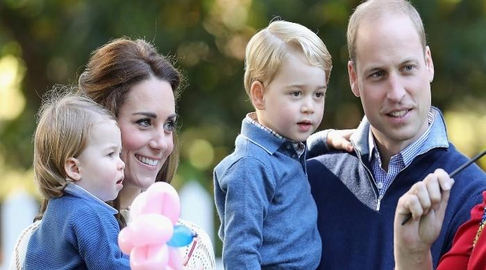 Prince George's godmother says she is preserving royal tradition started by Princess Diana