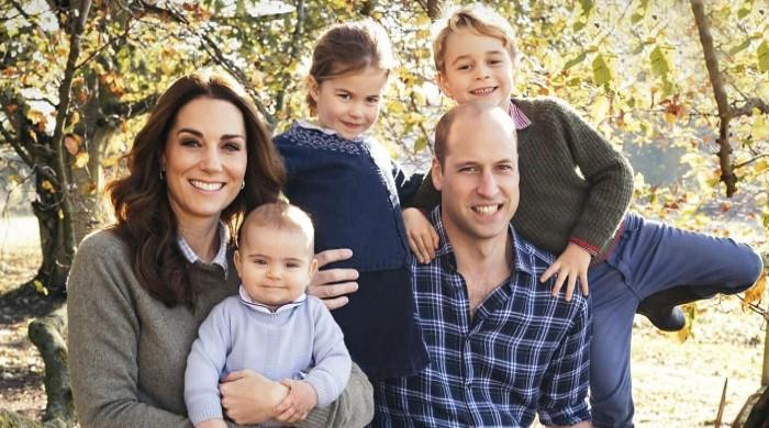 Prince William gets candid about homeschooling George and Charlotte in rare interview
