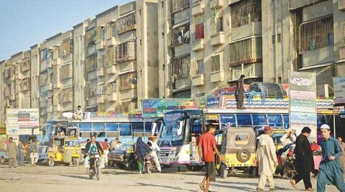Coronavirus pandemic: Sindh permits intercity transport under SOPs