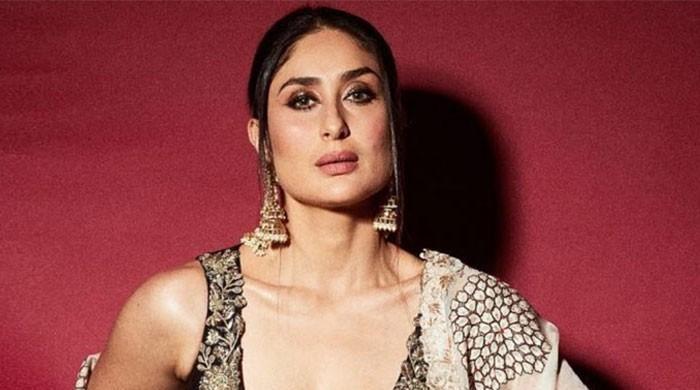 Kareena Kapoor recalls getting chided by late choreographer Saroj Khan