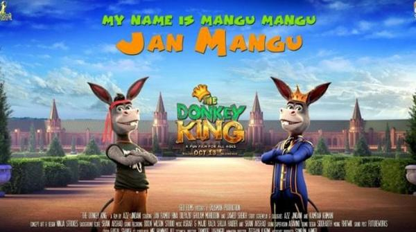 Mangu fans rejoice as Donkey Raja to come to US, UK audience