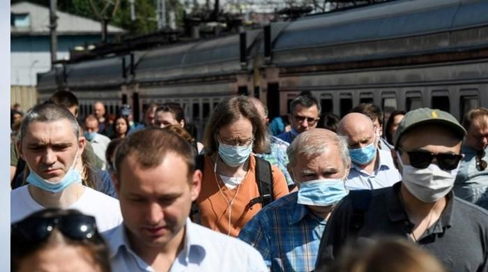 Russia's coronavirus deaths top 10,000