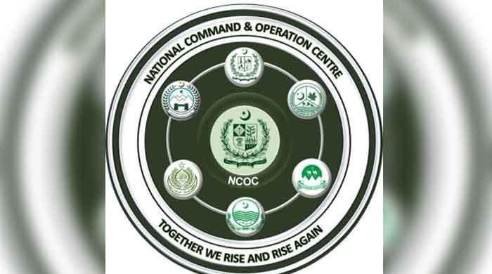 Pakistan's fight against COVID-19: NCOC wall highlights nation's resolve