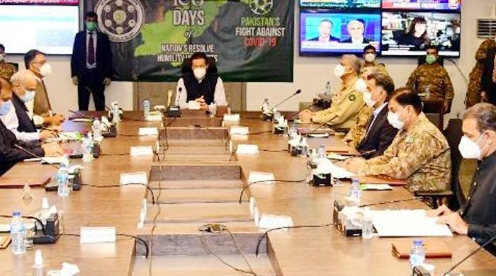 PM Imran lauds Pakistan's resolve against coronavirus