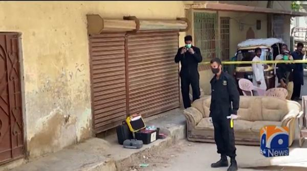 Case against killing of police constable registered at Karachi's CTD police station