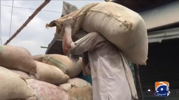 Rise in flour prices in Punjab have also pushed up prices in Peshawar