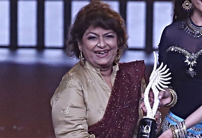 Saroj Khan, renowned Bollywood choreographer, dies aged 71