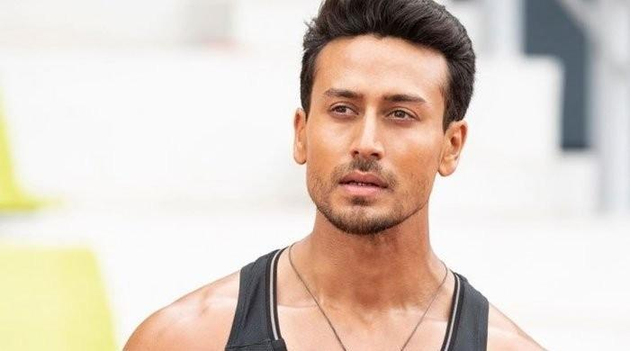 Tiger Shroff opens up on the pressure of being born into a family of stars