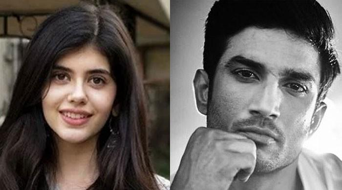 Sanjana Sanghi misses dancing with late actor Sushant Singh Rajput