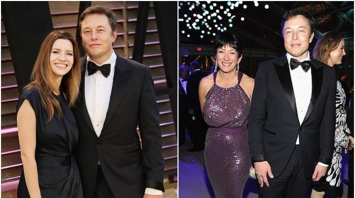 Elon Musk's ex denies involvement with Epstein's alleged procurer Ghislaine Maxwell