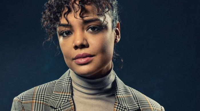 Tessa Thompson excited to be able to 'push the bounds' of representation in Marvel