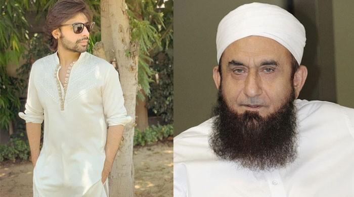Farhan Saeed lauds Maulana Tariq Jameel's services for Pakistan