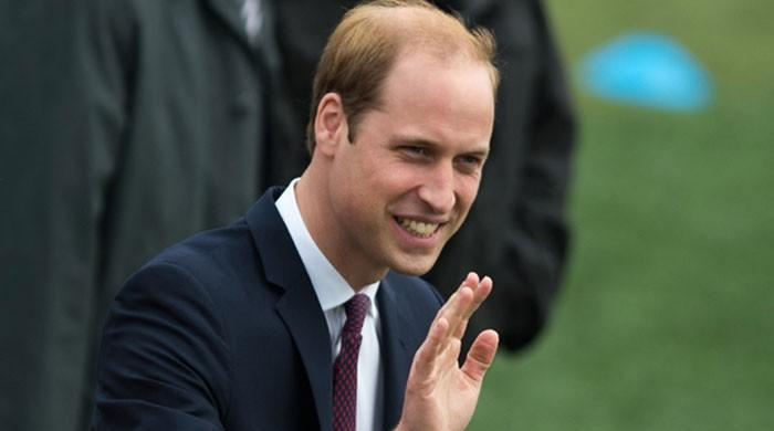Prince William turns to pub as lockdown eases in UK
