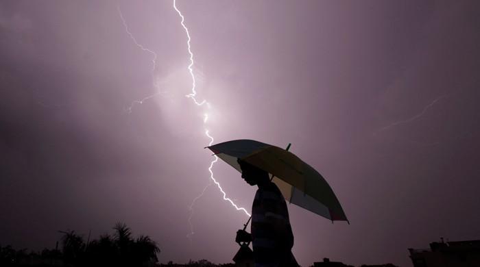 'Climate change driven' lightning strikes kill 147 people in India's Bihar state