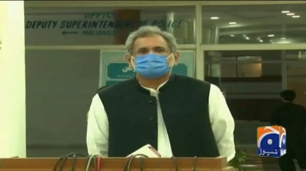 Pilots holding 'dubious licences' should be given a chance to explain their side as well: Shahid Khaqan Abbasi