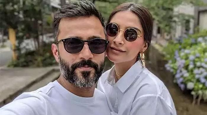 Sonam Kapoor touches upon her lockdown experience with husband Anand Ahuja